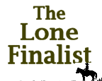 The Lone Finalist Ad